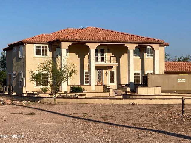 4303 N 443rd Avenue, Tonopah, AZ 85354 (MLS #6280823) :: Power Realty Group Model Home Center