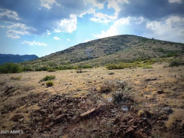 0 E Maude Mule Trail, Mayer, AZ 86333 (MLS #6280841) :: Conway Real Estate