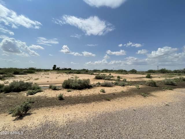 0 E Steele Road, Coolidge, AZ 85128 (MLS #6280862) :: Yost Realty Group at RE/MAX Casa Grande