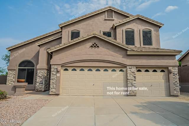 7756 E Sugarloaf Circle, Mesa, AZ 85207 (MLS #6280891) :: Yost Realty Group at RE/MAX Casa Grande