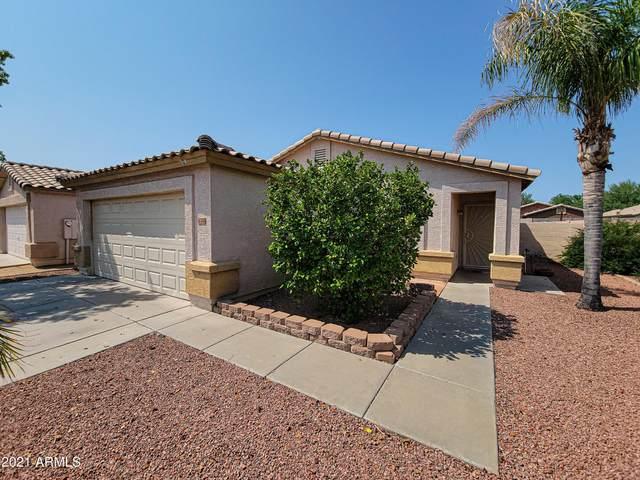 16184 W Adams Street, Goodyear, AZ 85338 (MLS #6280896) :: Yost Realty Group at RE/MAX Casa Grande