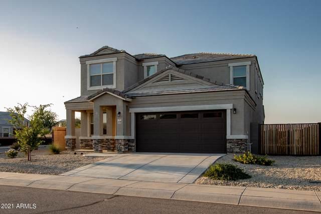 41780 W Mano Place, Maricopa, AZ 85138 (MLS #6281163) :: Executive Realty Advisors
