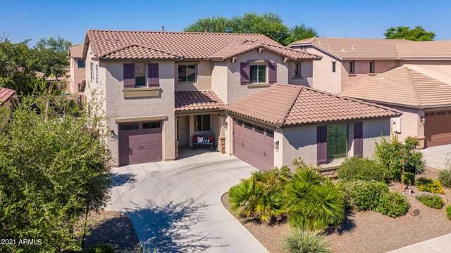 2674 E Rakestraw Court, Gilbert, AZ 85298 (MLS #6281227) :: Service First Realty