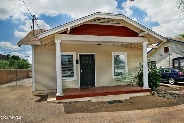 1433 E Osborn Road, Phoenix, AZ 85014 (MLS #6281228) :: Yost Realty Group at RE/MAX Casa Grande