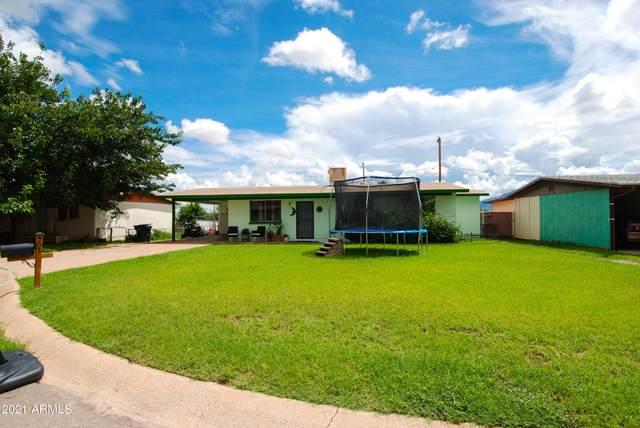 503 Cintilla Place, Bisbee, AZ 85603 (MLS #6281233) :: Elite Home Advisors