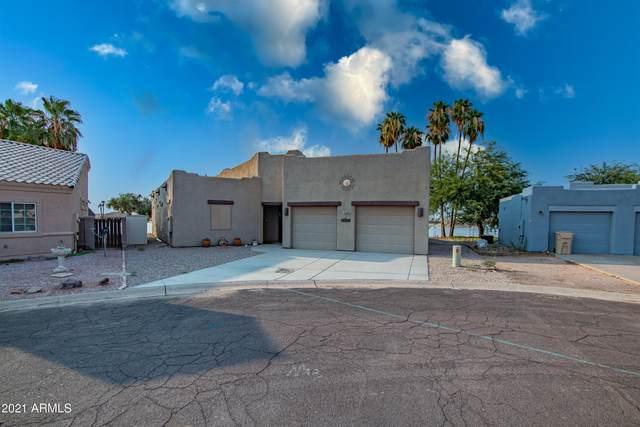 15758 S Maui Circle, Arizona City, AZ 85123 (MLS #6281234) :: Executive Realty Advisors