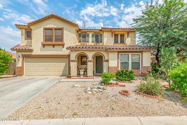 40360 W Marion May Lane, Maricopa, AZ 85138 (MLS #6281247) :: Elite Home Advisors
