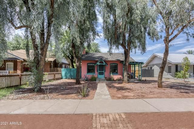 2018 N Mitchell Street, Phoenix, AZ 85006 (MLS #6281253) :: Yost Realty Group at RE/MAX Casa Grande