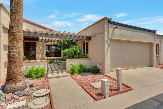 6543 N Villa Manana Drive, Phoenix, AZ 85014 (MLS #6281284) :: Executive Realty Advisors