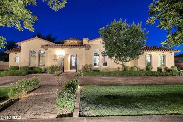20215 E Via De Arboles, Queen Creek, AZ 85142 (MLS #6281289) :: Yost Realty Group at RE/MAX Casa Grande