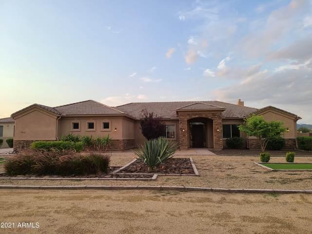 2812 W Irvine Road, Phoenix, AZ 85086 (MLS #6281291) :: Yost Realty Group at RE/MAX Casa Grande
