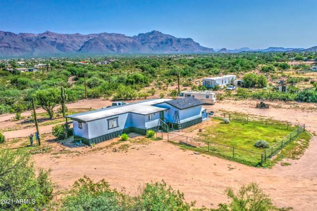 4925 E 30th Avenue, Apache Junction, AZ 85119 (MLS #6281311) :: Elite Home Advisors