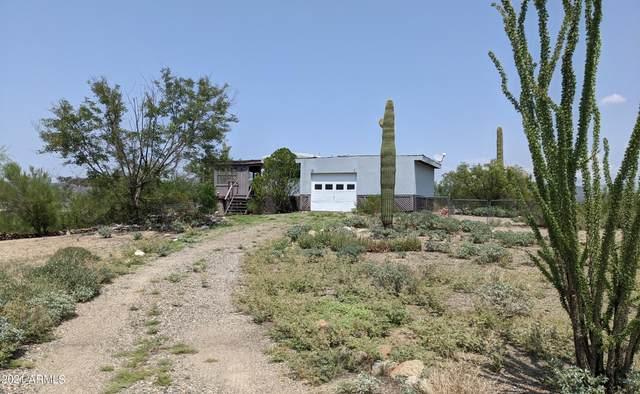 34930 S Cholla Drive, Black Canyon City, AZ 85324 (MLS #6281359) :: The Riddle Group