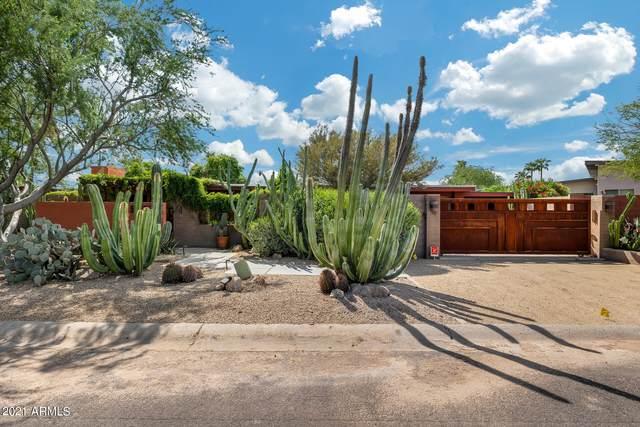5018 N 71ST Place, Paradise Valley, AZ 85253 (MLS #6281407) :: The Ellens Team