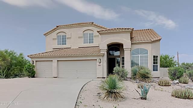 26595 N 86TH Street, Scottsdale, AZ 85255 (MLS #6281496) :: Elite Home Advisors