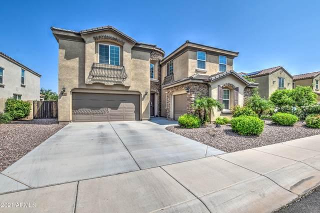 4164 E Mead Way, Chandler, AZ 85249 (MLS #6281516) :: Yost Realty Group at RE/MAX Casa Grande