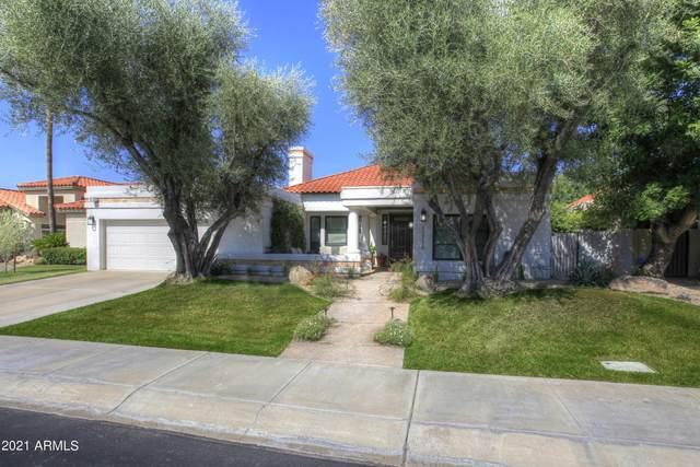 11716 N 81ST Street, Scottsdale, AZ 85260 (MLS #6281540) :: The Ellens Team