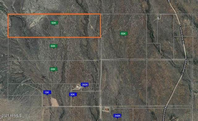 10259001 S Grande Vista, Bisbee, AZ 85603 (MLS #6281561) :: Keller Williams Realty Phoenix