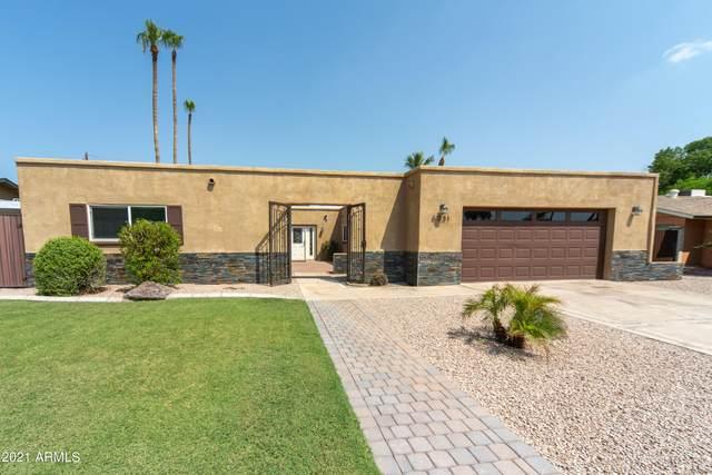 6331 N 83RD Place, Scottsdale, AZ 85250 (MLS #6281564) :: Elite Home Advisors