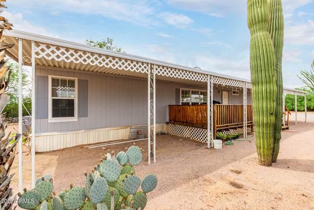 2124 S Wickiup Road, Apache Junction, AZ 85119 (MLS #6281585) :: Executive Realty Advisors