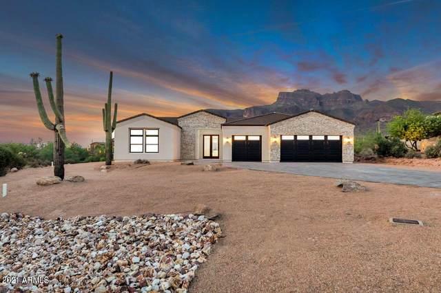 6830 E Quail Hideaway Lane, Apache Junction, AZ 85119 (MLS #6281595) :: Elite Home Advisors