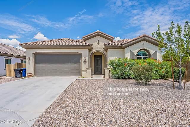 1980 E Horseshoe Drive, Chandler, AZ 85249 (MLS #6281616) :: Service First Realty