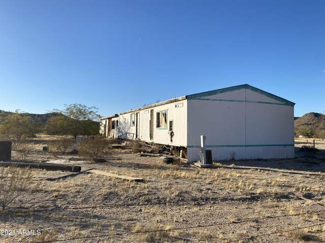 6230 N Doolittle Street, Maricopa, AZ 85139 (MLS #6281650) :: Zolin Group