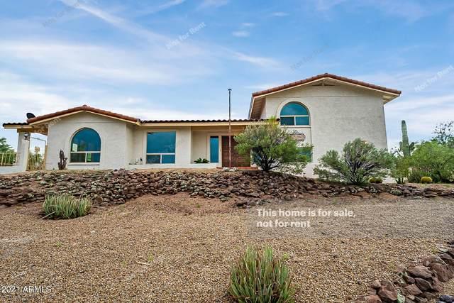 11206 N Partridge Place, Fountain Hills, AZ 85268 (MLS #6281668) :: Elite Home Advisors