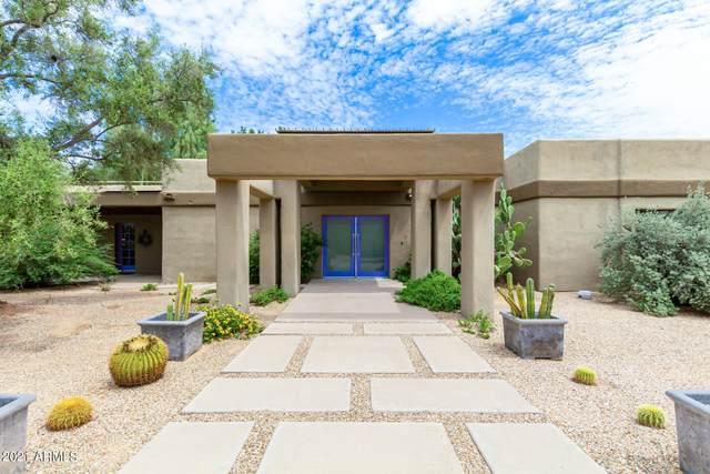 7321 N Mockingbird Lane, Paradise Valley, AZ 85253 (MLS #6281697) :: Jonny West Real Estate