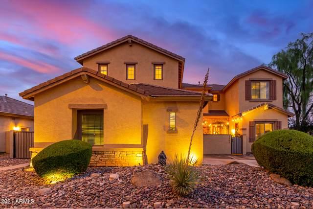 3903 E Virgo Place, Chandler, AZ 85249 (MLS #6281743) :: The Riddle Group