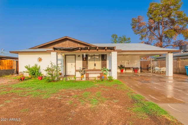 2405 N 70TH Drive, Phoenix, AZ 85035 (MLS #6281777) :: Yost Realty Group at RE/MAX Casa Grande