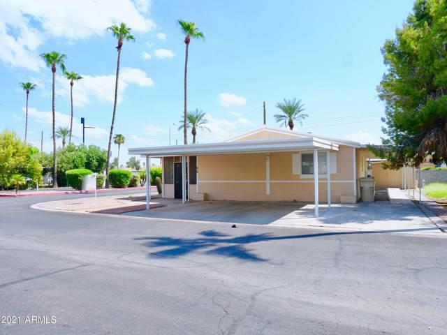 7920 W Glendale Avenue #90, Glendale, AZ 85303 (MLS #6281797) :: Executive Realty Advisors