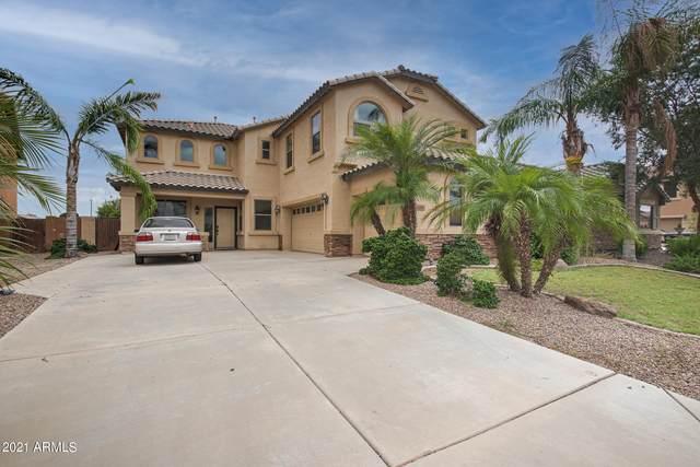 1083 E Shari Street, San Tan Valley, AZ 85140 (MLS #6281803) :: Klaus Team Real Estate Solutions