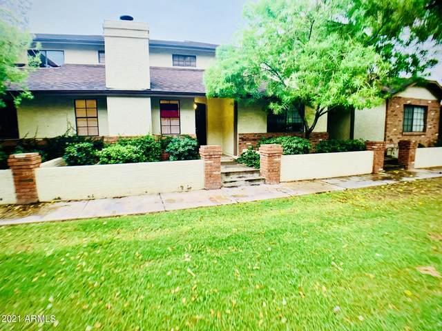 170 E Guadalupe Road #23, Gilbert, AZ 85234 (MLS #6281804) :: Executive Realty Advisors