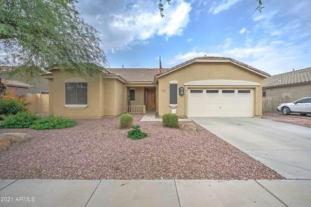 22974 S 208TH Street, Queen Creek, AZ 85142 (MLS #6281808) :: Yost Realty Group at RE/MAX Casa Grande