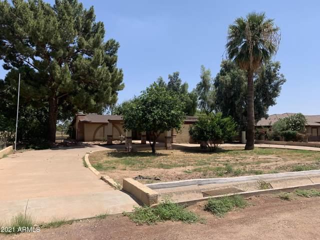 11211 N 127TH Avenue, El Mirage, AZ 85335 (MLS #6281813) :: Dave Fernandez Team | HomeSmart