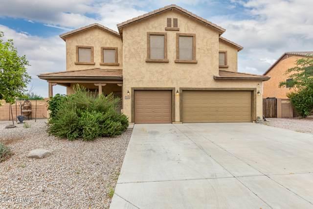 30137 W Flower Street, Buckeye, AZ 85396 (MLS #6281861) :: Executive Realty Advisors
