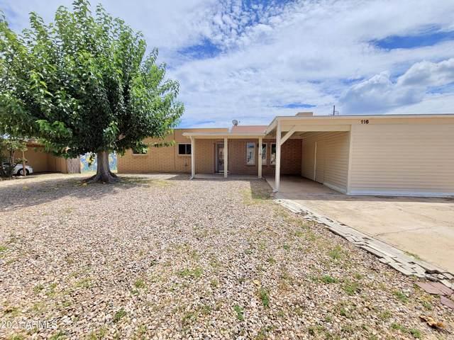 116 Prairie Street, Sierra Vista, AZ 85635 (MLS #6281874) :: Klaus Team Real Estate Solutions