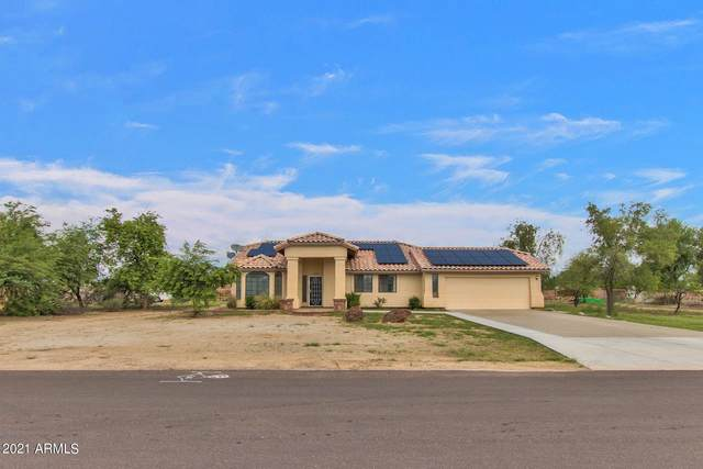 22548 W Hilton Avenue, Buckeye, AZ 85326 (MLS #6281972) :: Executive Realty Advisors