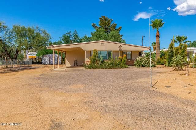 11256 E Boulder Drive, Apache Junction, AZ 85120 (MLS #6282033) :: The Ellens Team