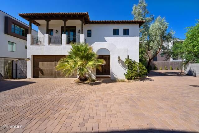302 S Wilson Street, Tempe, AZ 85281 (MLS #6282054) :: CANAM Realty Group