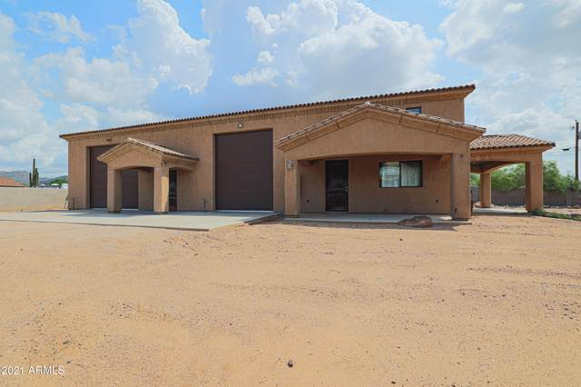 2307 N 76TH Place, Mesa, AZ 85207 (MLS #6282064) :: The Everest Team at eXp Realty