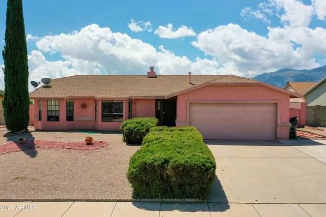 2562 Canyon View Drive, Sierra Vista, AZ 85650 (MLS #6282067) :: The Riddle Group
