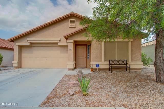 5040 S 235TH Drive, Buckeye, AZ 85326 (MLS #6282108) :: ASAP Realty