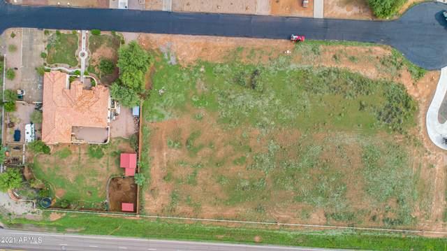 6897 W Appaloosa Trail, Coolidge, AZ 85128 (MLS #6282240) :: The Daniel Montez Real Estate Group