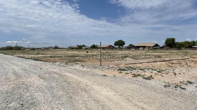 219xx W Kiva  Lot #2 Street, Buckeye, AZ 85326 (MLS #6282256) :: The Ellens Team