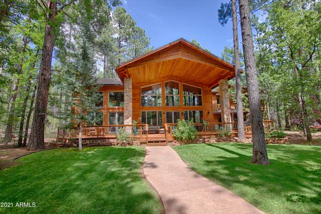 3474 White Oak Drive, Pinetop, AZ 85935 (MLS #6282280) :: Elite Home Advisors