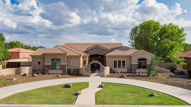 19775 E Sonoqui Boulevard, Queen Creek, AZ 85142 (MLS #6282322) :: Yost Realty Group at RE/MAX Casa Grande