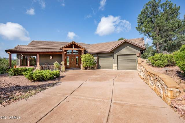 104 S Stewart Vista Road, Payson, AZ 85541 (MLS #6282329) :: Service First Realty