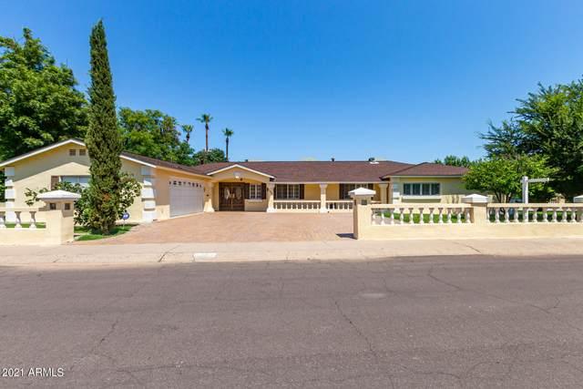 1606 W Keim Drive, Phoenix, AZ 85015 (MLS #6282391) :: Yost Realty Group at RE/MAX Casa Grande